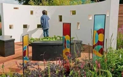 Сенсорные сады для раннего развития детей