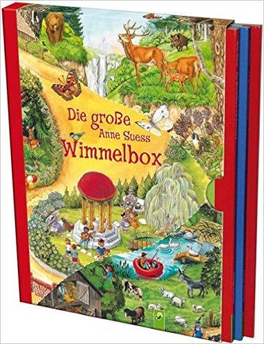 Anne Seuss Wimmelbox