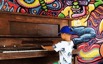 Каким образом игра на музыкальном инструменте влияет на развитие мозга ребёнка
