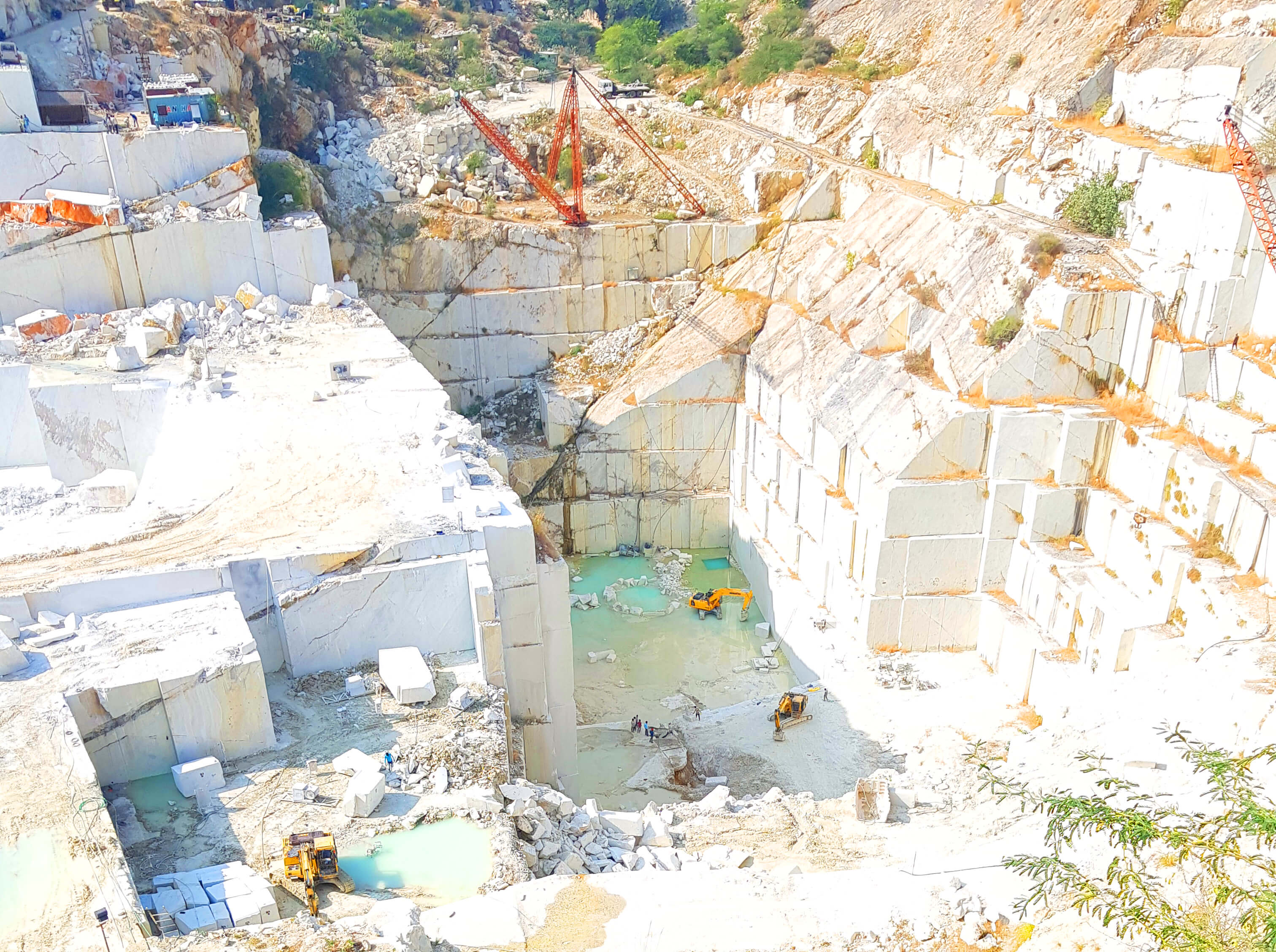 white marble exporter in rajsamand