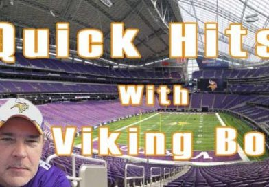 Quick hits With Viking Bob Season Wrap up!