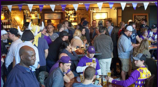 Vikings Fan Experience in London – Should I stay or should I go