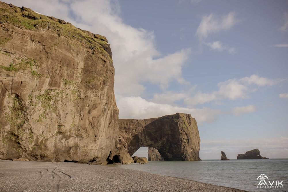 Vik Iceland Movie Locations Dyrholaey