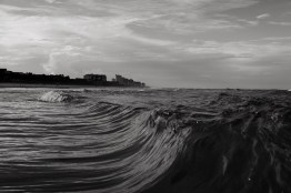 Wave, Atlantic Ocean, Ormond Beach, FL