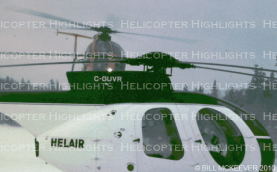 Helair's C-GUVR