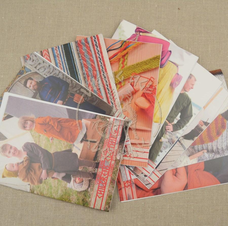 Pattern booklets