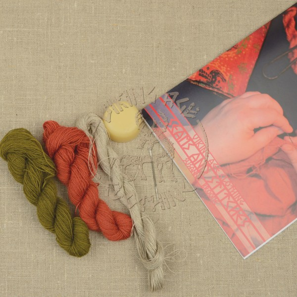 Kit for handsewing