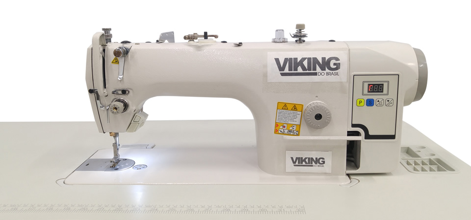 Máquina de Costura / Solda Ultrassônica   Viking do Brasil