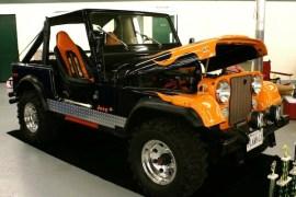 pimped jeep