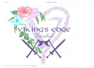 Viking's Edge Bridal Logo