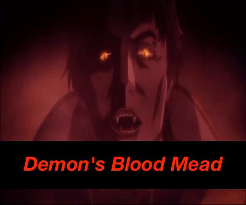 demon's blood mead