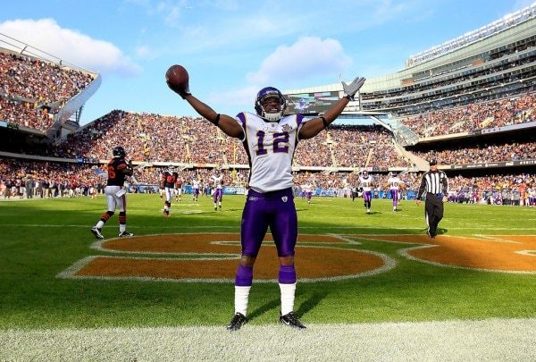 Percy Harvin Wants To Be Traded
