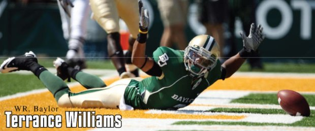 Terrance Williams 2013 Draft