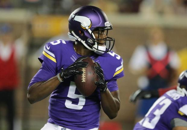 Teddy Bridgewater v. Cardinals