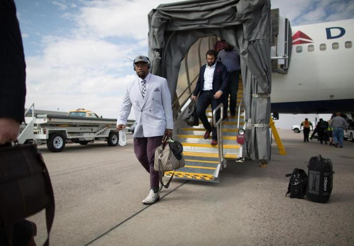Vikings Travel to Denver