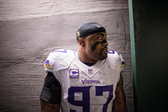 Everson Griffen Named NFC Defensive Player of the Week