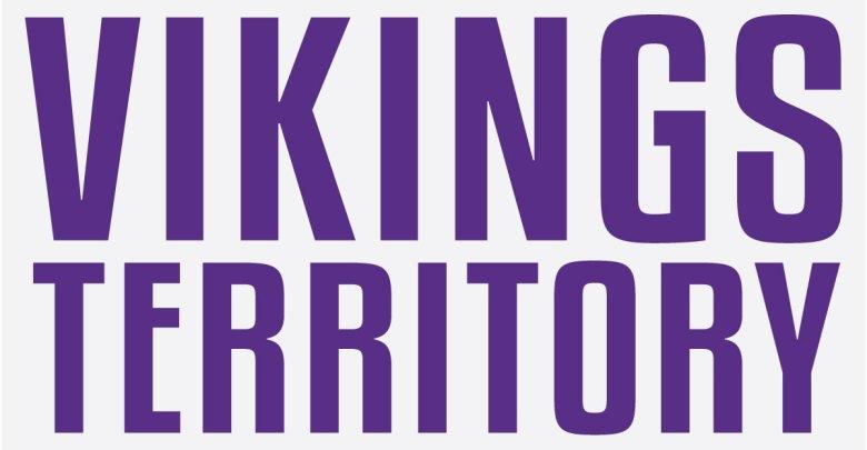Vikings Territory Logo