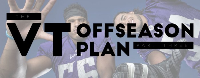 Vikings 2016 Offseason Plan Part 3