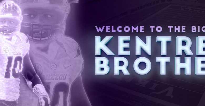 Welcome To The Big Show - Kentrell Brothers