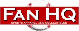 Fan HQ Logo on White