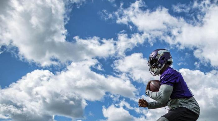 The Sky is the Limit for the Vikings