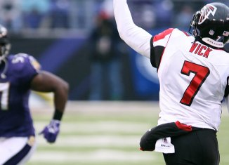 Michael Vick Visiting Minnesota Vikings