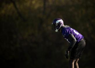 Two Cornerbacks Out as Vikings Take on Redskins