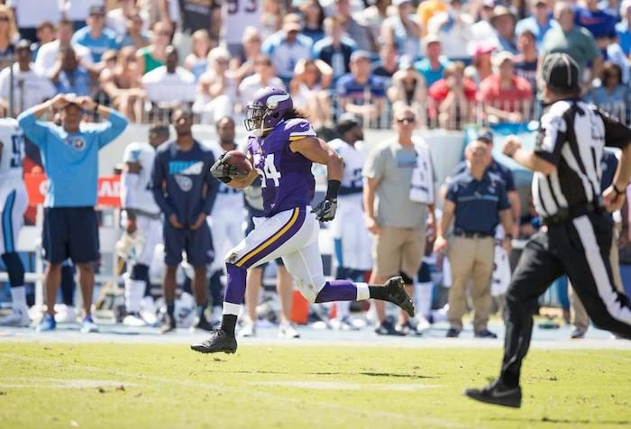 Linebacker Eric Kendricks and the rest of the defense helped the Vikings get off to a hot start this season. (Vikings.com)