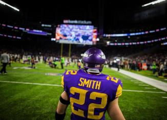 Harrison Smith Cowboys Color Rush