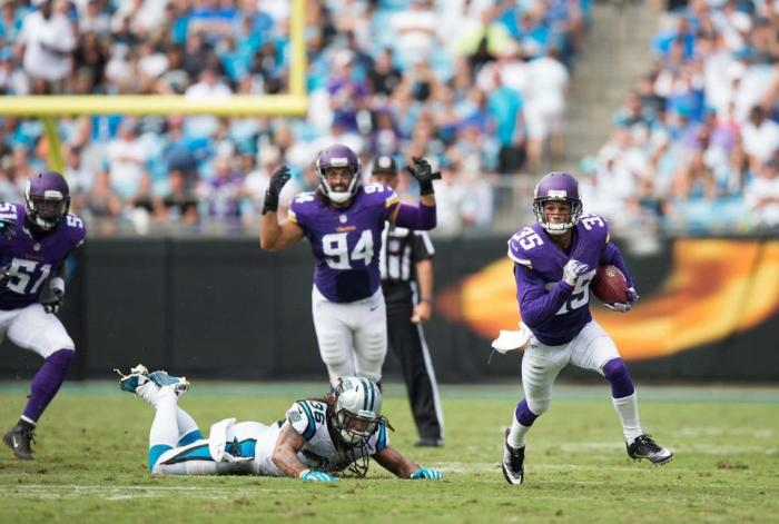 A Welcome Return for Marcus Sherels