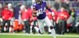 Cordarrelle Patterson Named to AP All-Pro Team