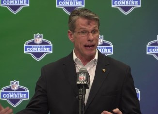 Spielman Weighing Options Ahead of Free Agency