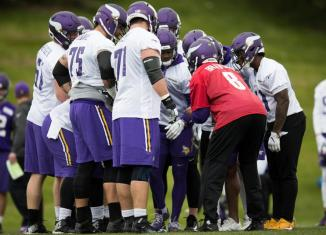 Vikings Done To Fix Their Offense