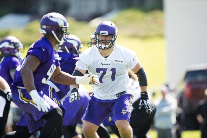 Riley Reiff Trumps Matt Kalil