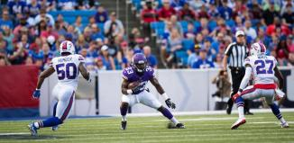 Cook Gives Vikings Offensive Flexibility