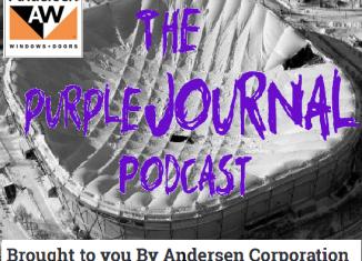 purpleJournal podcast