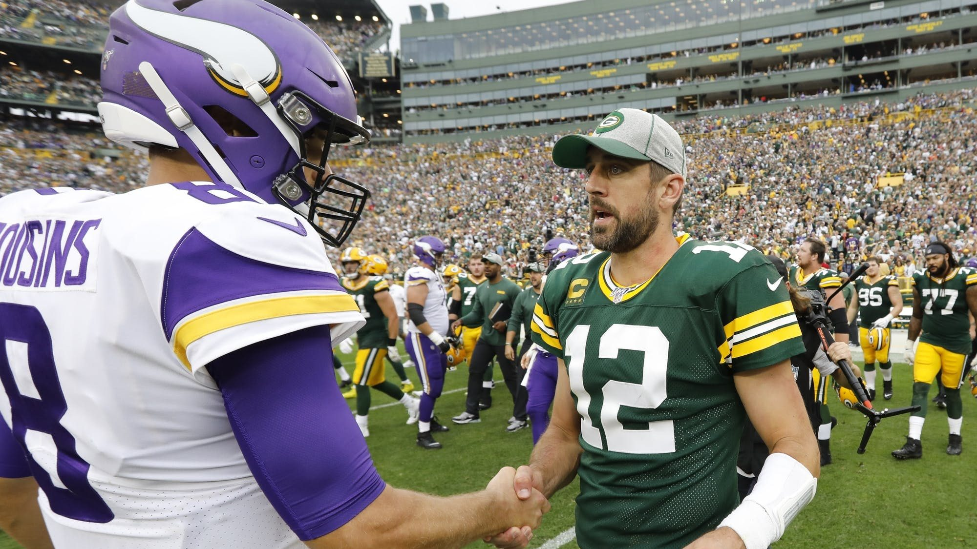 This Means More Why The Vikings And Packers Hate Each Other Vikings Territory