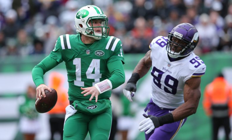 Sam Darnold & Danielle Hunter