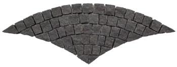 Granite - Sentry Fan Pattern Cobble