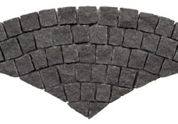 Granite - Sentry Fan Pattern Cobble
