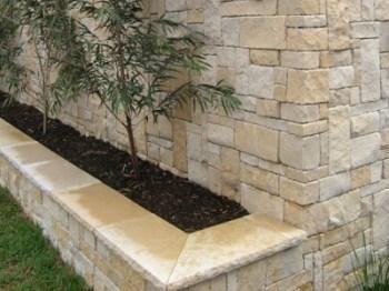 Venn limestone cladding