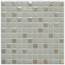 Glass Mosaic Jasper