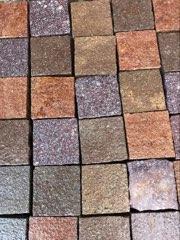 kai Porphyry cobblestone wet