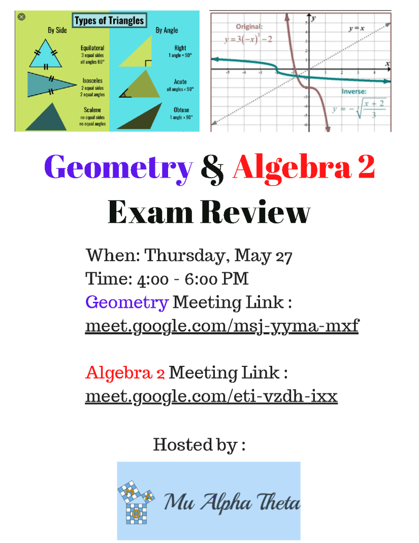 This image has an empty alt attribute; its file name is Geometry-Algebra-2-Final-Exam-Review-2021.png