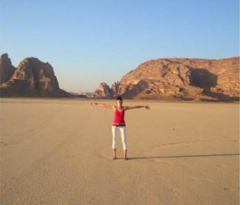 Interview travel blogger