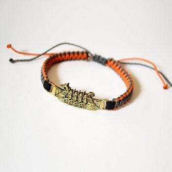 Фото браслет из паракорда Викинги