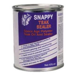 Snappy Teaksealer 950 ml