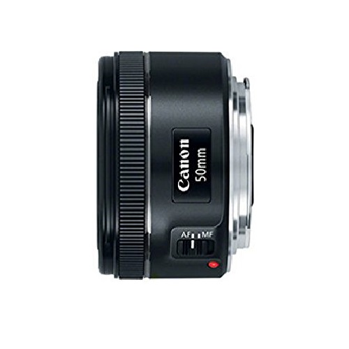 Canon EF50MM F/1.8 Prime Lens