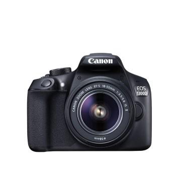 modified dp Canon 1300d 18-55mm