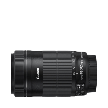 Canon EF-S 55-250mm f4-5.6 IS STM Lens2